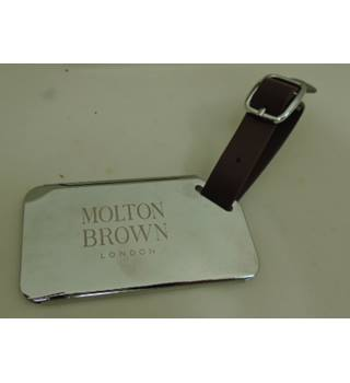 BNIB Molton Brown  Luggage Label