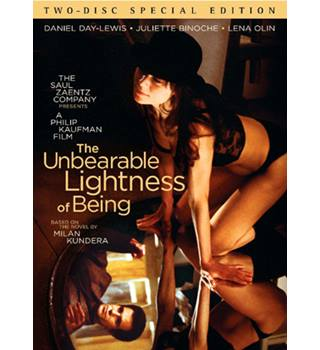 THE UNBEARABLE LIGHTNESS OF BEING 18
