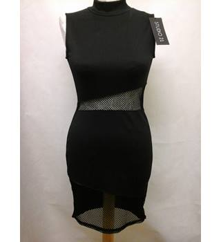 Studio 21 - Size: 10 - BNWT Mesh short dress Black