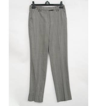 "Hobbs - Size: 30"" - Grey - Trousers"