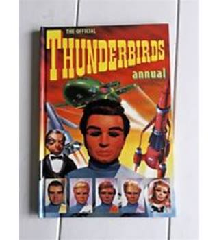 The Official Thunderbirds Annual 1992