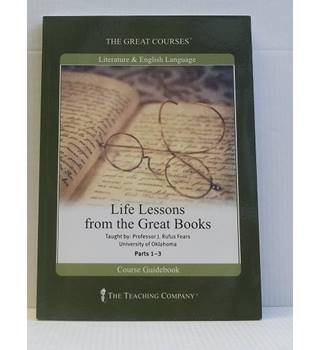 The Great Courses: Life Lessons from the Great Books