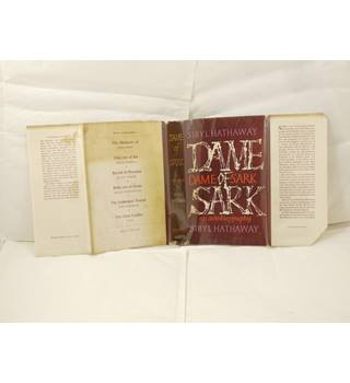 Dame of Sark an autobiography by Sibyl Hathaway 1st edition 1961 Heinemann with protected dustjacket, illus in B&W