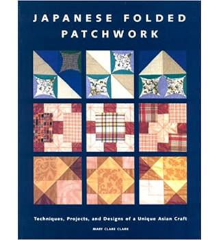 Japanese folded patchwork