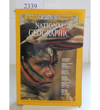 National Geographic Volume 141 Number 1 January 1972