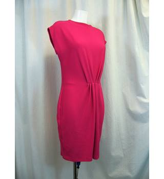 Next - Size: 16 - Pink - Knee length dress