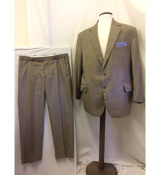 Timothy J Henderson Savile Row - Jkt 50ins - light green - 2 pcs Suit