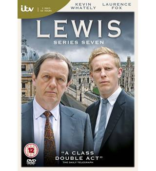 Lewis (Series Seven) Box Set 15