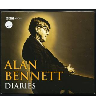Alan Bennett Diaries read by the author BBC CD ISBN 978-1-4056-8873-4