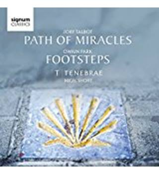 Path of Miracles - Talbot, Judy & Footsteps - Park, Owain