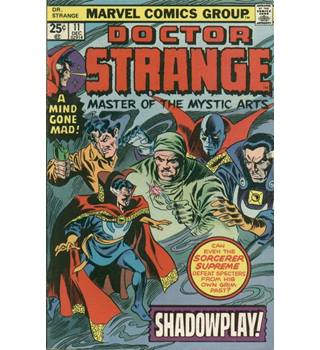 Doctor Strange: Master of the Mystic Arts (Vol 1 No.11 1975)