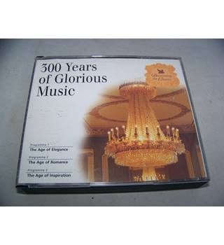 300 Years of Glorious Music Box set
