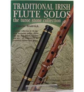 Traditional Irish Flute Solos the turoe stone collection