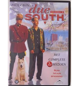 Due South, Season 2 (Netherlands DVD) 12