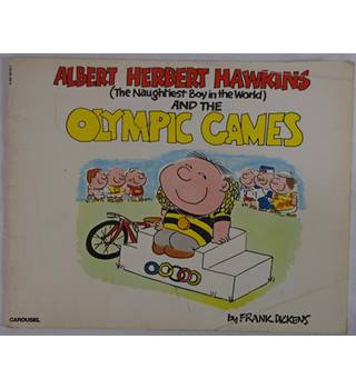 Albert Herbert Hawkins (The Naughtiest Boy in the World) and the Olympic Games