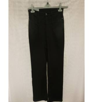 M&S Per Una Roma Women's Jeans, size 8 M&S Marks & Spencer - Black - Jeans