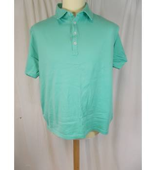 M&S - Size Large - Green Top