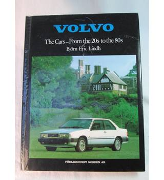 Volvo The Cars - From the 20s to the 80s