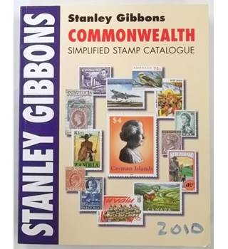 Stanley Gibbons Commonwealth Simplified Stamp Catalogue [2010 Edition]