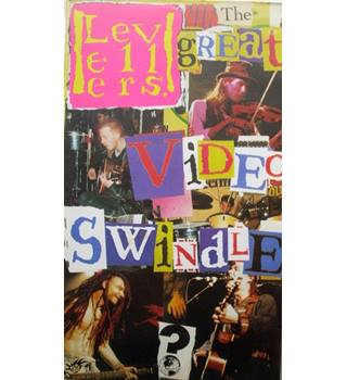The Levellers : The Great Video Swindle - Cert. E (exempt)