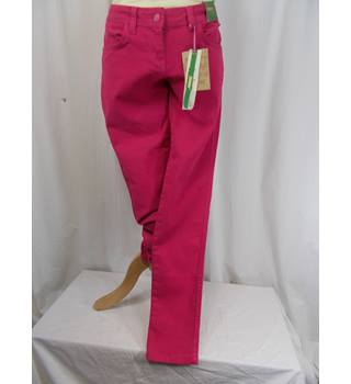BNWT Denim CO - Size 12 - Pink Jeans
