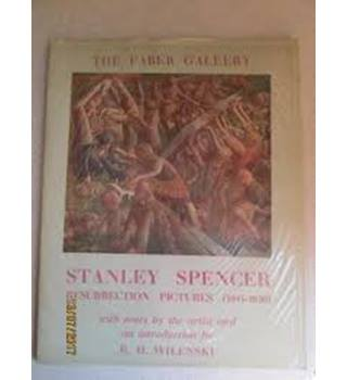 Stanley Spencer Resurrection Pictures (1945-1950)