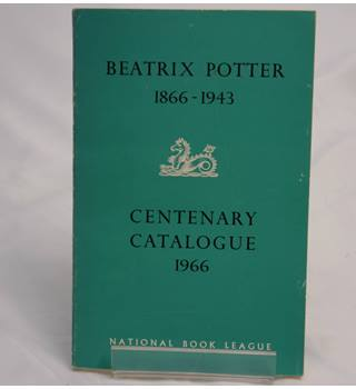Beatrix Potter 1866 - 1943 Centenary Catalogue 1966