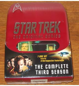 STAR TREK THE ORIGINAL SERIES STAR TREK (ORIGINAL SERIES) SEASON 3