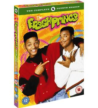 The Fresh Prince of Bel-Air : The Complete Season 4
