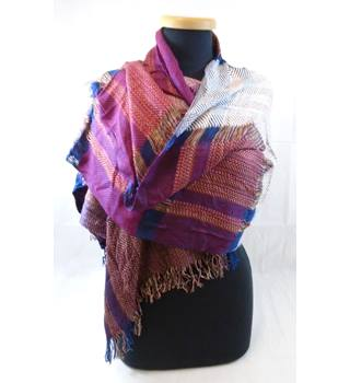 Zara - Size: One size - Multi-coloured - Scarf