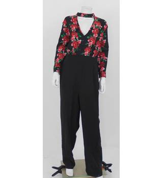 BNWT Little Mistress Size 24 Multi Coloured Jumpsuit
