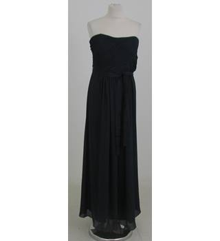 M&S Collection Size: 18 -Navy Grecian style dress