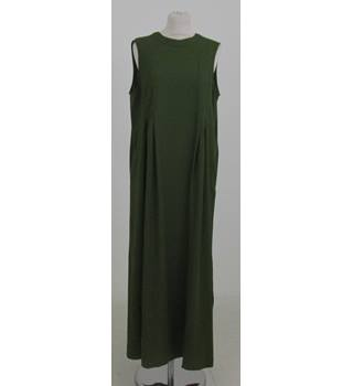M&S Collection Size: 14 - Green long dress