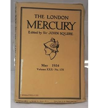 The London Mercury May 1934
