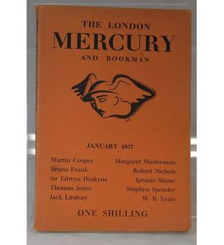 The London Mercury and Bookman Jan 1937