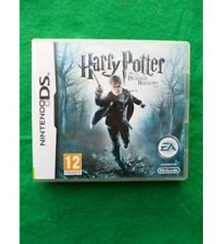 Harry Potter and the Deathly Hallows: Part 1 (DS)