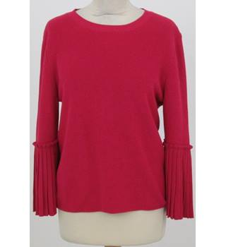 M&S Collection Size: 12 - Pink sweater