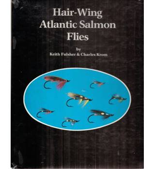 Hair-wing Atlantic salmon flies