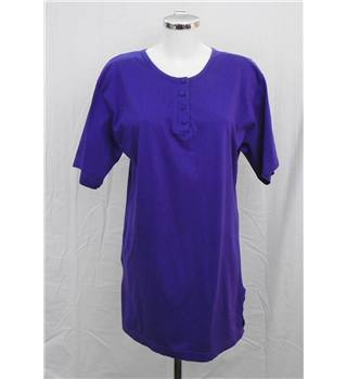 Monsoon Size S purple tunic