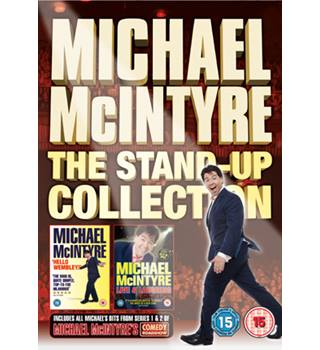 MICHAEL MCINTYRE THE STAND UP COLLECTION 15