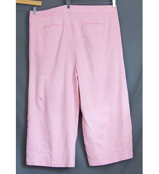 As New Pink Culottes