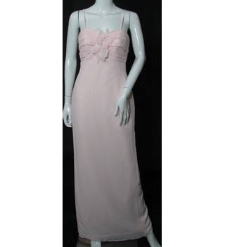 BNWT - Wtoo - Size: 8 - Pink - Full length prom/bridesmaid dress