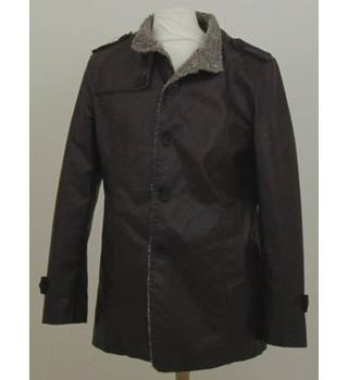 Unbranded size L brown patterned jacket