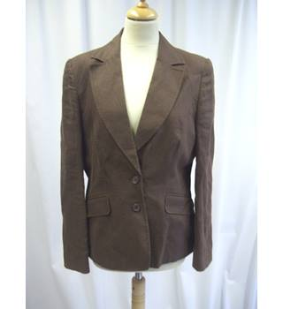 East - Size: 14 - Brown - Jacket