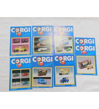 Corgi Collector Magazine ( 8 editions )
