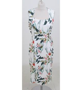 NWOT M&S Collection Size: 12 - Ivory floral dress