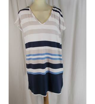 Next Petites - Size 8 - Striped Vest Top