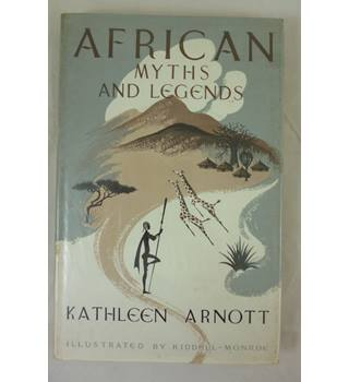 African Myths and Legends OUP 1965