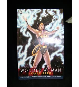 Wonder Woman Warkiller