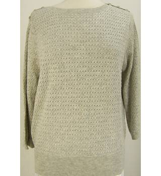 Cotswold Collections - Size: L - Light Grey - Jumper